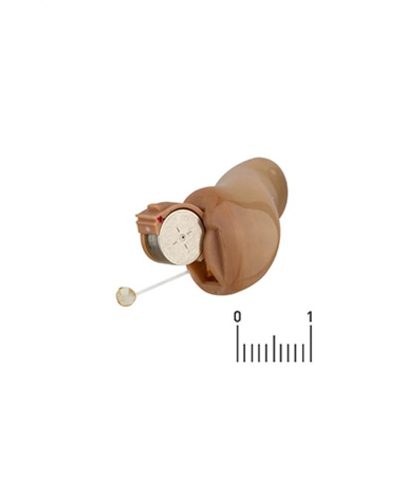 Цифровой внутриушной слуховой аппарат Sonic модель CR40 ITCW, WL BE CHEER 40