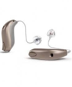 Цифровой заушный слуховой аппарат с выносным ресивером Sonic модель CR60 MNR, PS CHEER 60