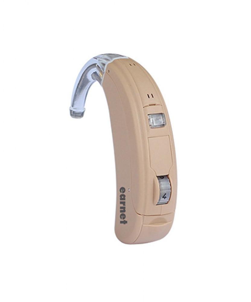 Заушный слуховой аппарат Earnet модель D 136