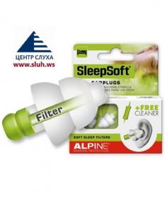 Беруші для сну Alpine SleepSoft (Голландія)