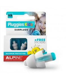 Беруші для дітей Alpine Pluggies kids (Голландія)