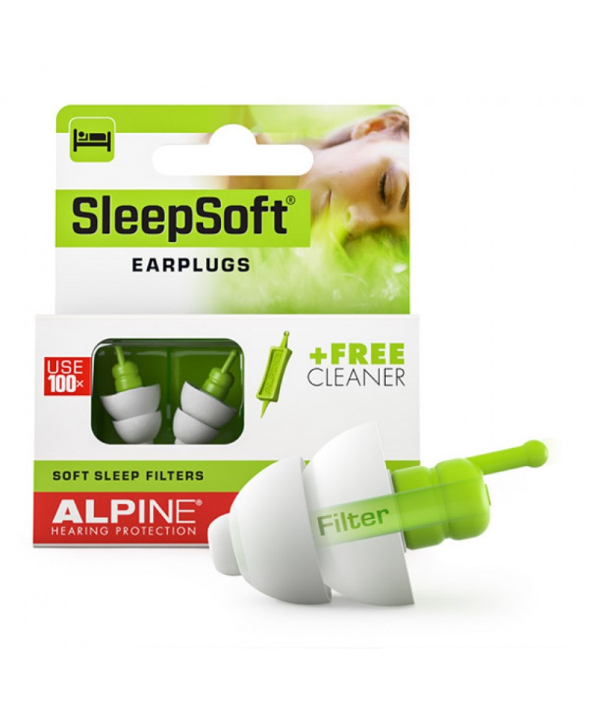 Беруши для сна Alpine SleepSoft (Голландия)