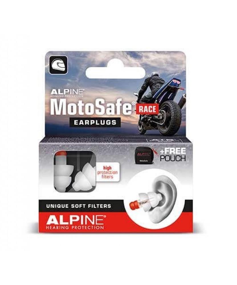 Беруши для мотоцикла Alpine MotoSafe (Голландия)