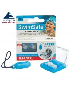 Беруші для плавання Alpine SwimSafe (Голландія)