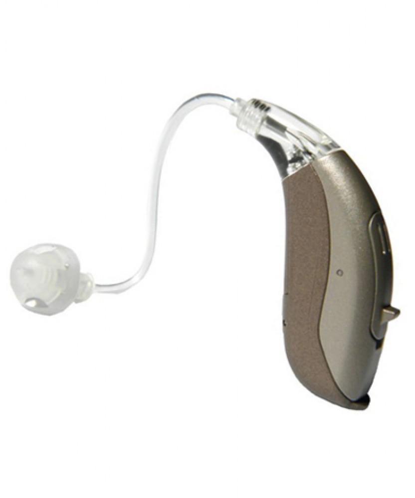 Цифровой заушный слуховой аппарат с тонкой трубкой Sonic модель CR60 N, PS TT CHEER 60