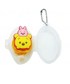 Кліпса-утримувач для слухових апаратів 2 кільця для дітей