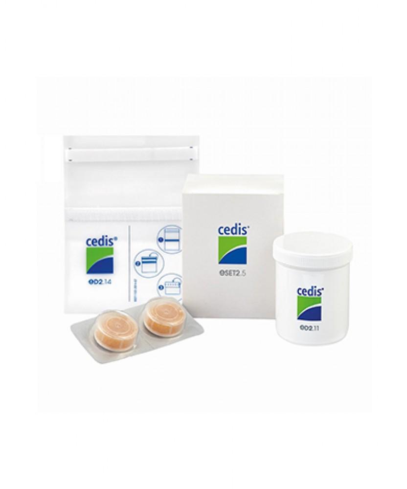Набор Cedis eSET 2.3 для сушки (4 капсулы + герметичный пакет)