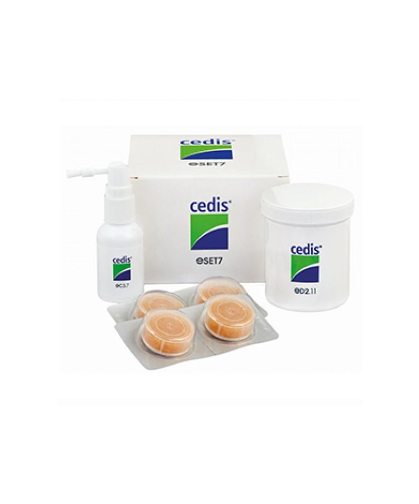 Набор Cedis eSET 7 для сушки и дезинфекции слуховых аппаратов
