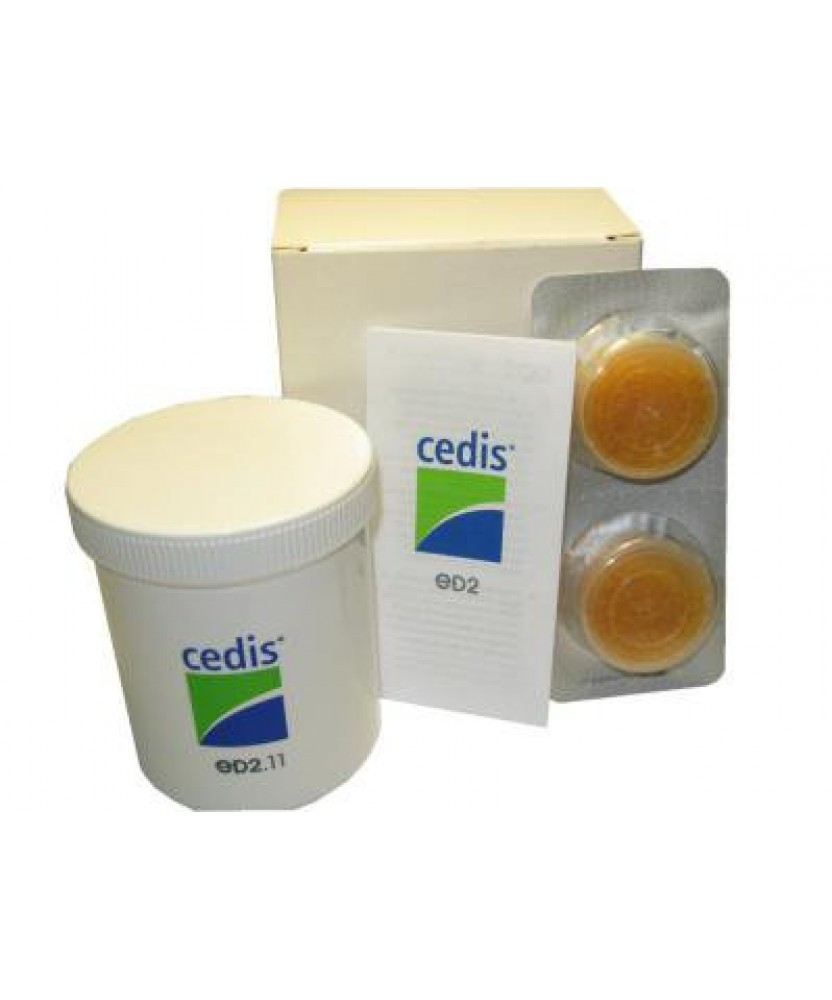 Осушающий набор для слуховых аппаратов Сedis eSET2.5 (2 капсулы + контейнер)